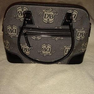 Dooney and Bourke Donegal Crest sachel.